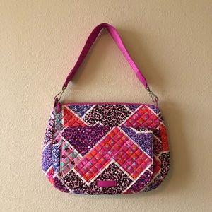 Vera Bradley Shoulder Bag Modern Medley